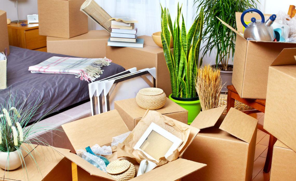 Utiliser un container pour un déménagement international